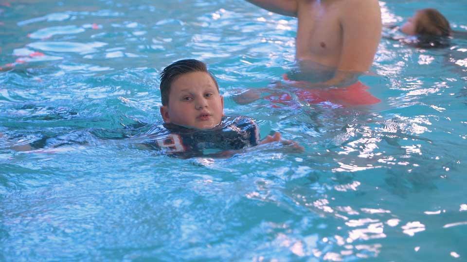 Jeugdfonds Zwemmen